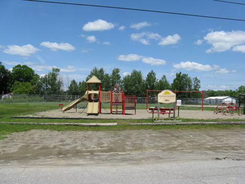 Amanda Berry Playground
